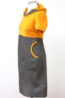 Kleid 'Mein Senf dazu'