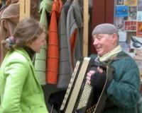 Musikerin im Gespräch