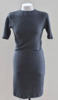 Kleid graue Raupe