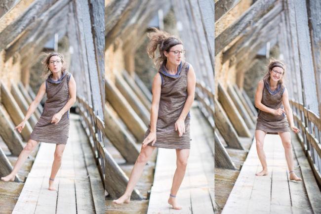 Kleid Schlammschlacht