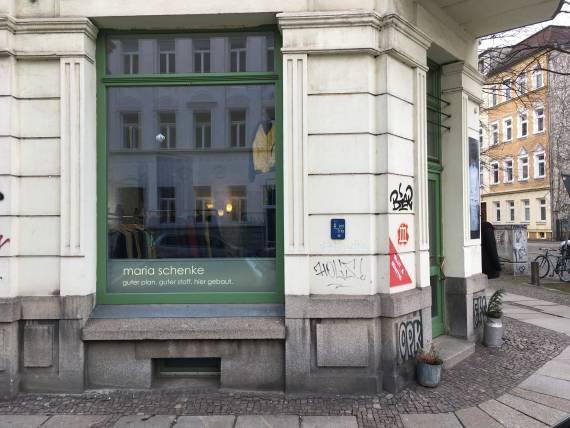 Schaufenster Industriestraße