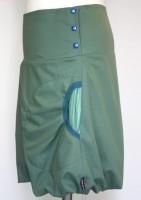 Ballonrock schilfgrün