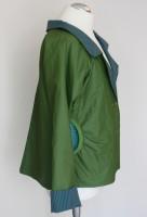 Jacke grasgrün rechts