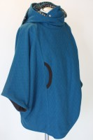 Poncho Blaubeere