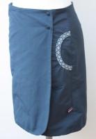Wickelwenderock Nachtblau