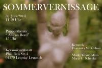 Sommervernissage 30.6.2013