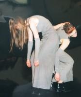 Getanzte Modenschau Tanztheater Leipzig