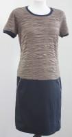 Kleid Schlammschlacht vorn